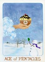 Ace_of_Pentacles_Snowman 200