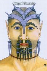 Hez King Swords 250