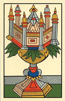 Ace of Cups Noblet