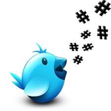 Hashtag right