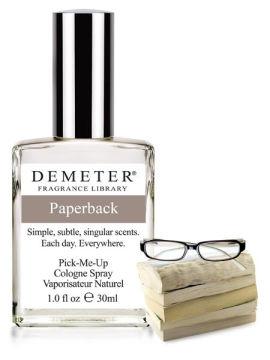 Paperback scent
