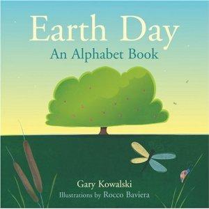 Earth day alphabet