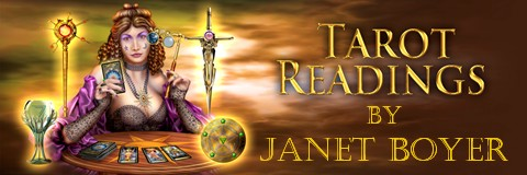 Tarot Readings Janet Small