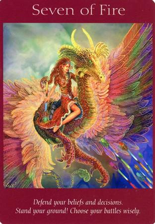 Angel Tarot 13