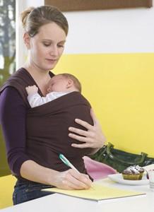 Writer Mama Baby 300