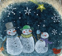 Snowpeople small