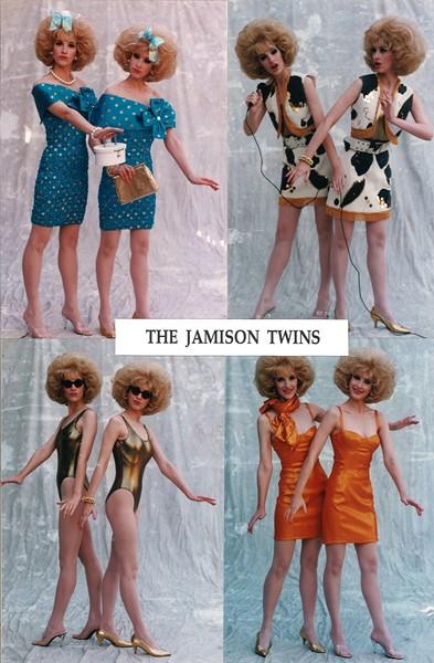 Twins Barbies