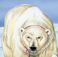 Strength Polar Bear