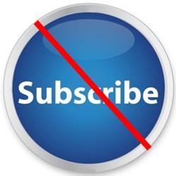 No subscribe