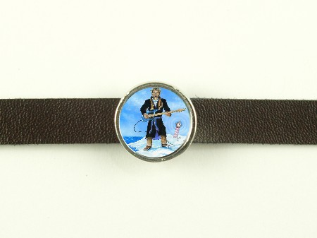3 of Wands Bracelet