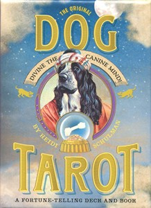 Dog Tarot Cover 300