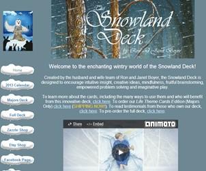 Snowland snapshot