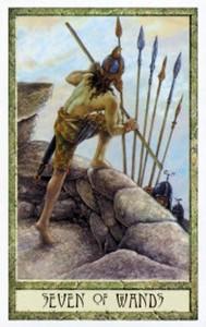 7 of wands druidcraft 300