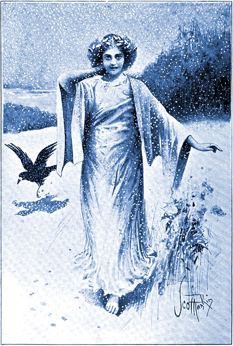 Snow-maiden