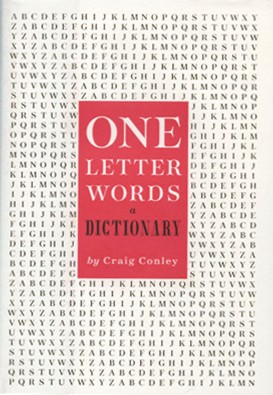 One letter
