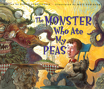 Monster peas