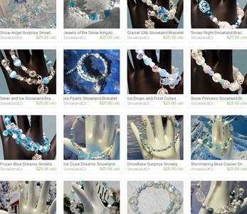 Snowland bracelets 300