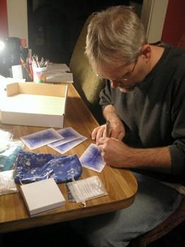 Ron Signing
