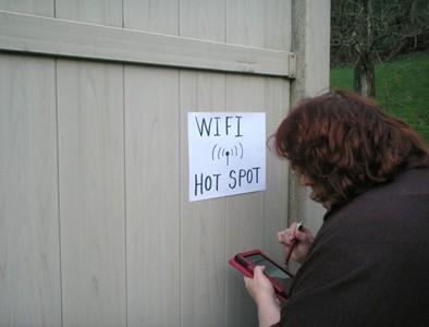 Wifi smaller