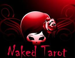 Naked tarot skull smaller