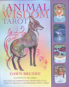 Animal Wisdom Tarot Cover 350