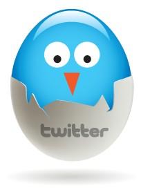 Twitter Egg eyes