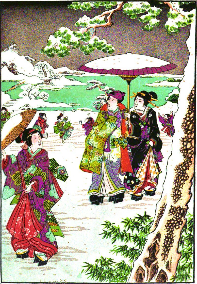 Japanese-winter