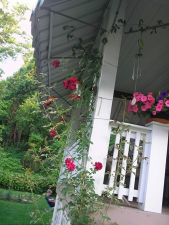 Flowers Porch 450