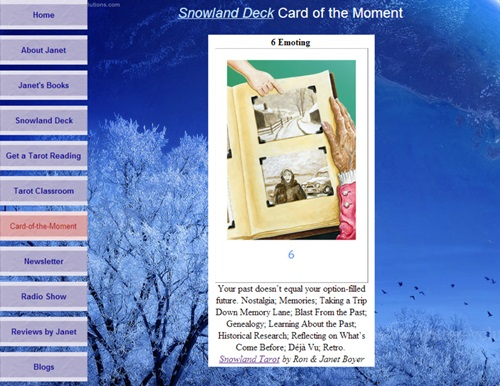 Snowland cotd snap 500