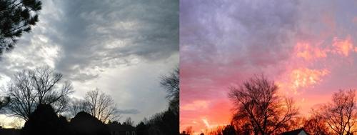 Sunsets 500