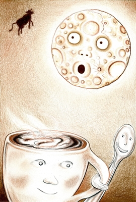 Coffee Tarot Moon Finished 400