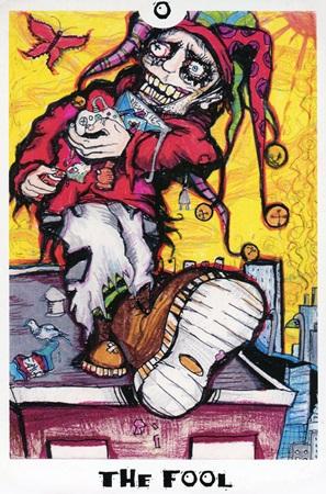Fool Dark Carnival