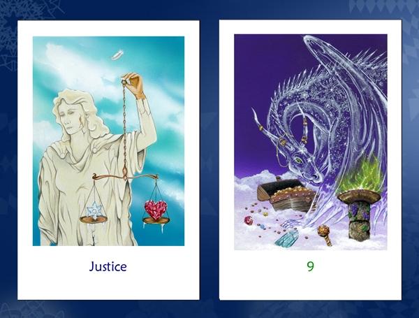 Justice + 9 Material 600