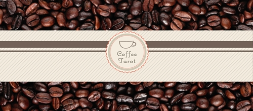 Coffee tarot banner 500