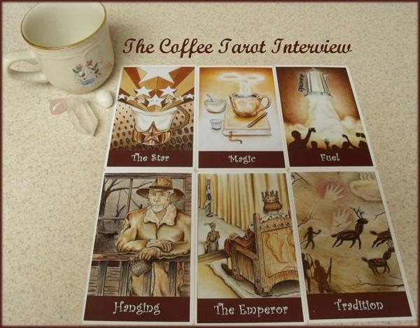 Coffee tarot interview 600