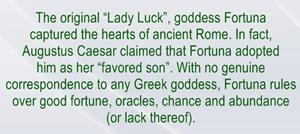 Lady Luck Sidebar 300
