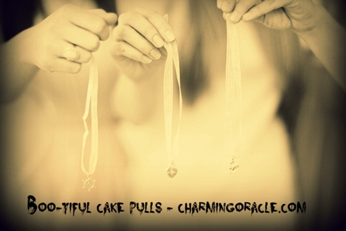 Bootiful cake pulls smaller