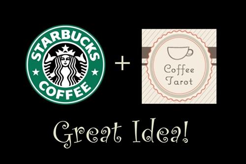 Starbucks tarot idea 500