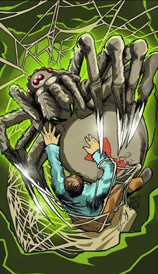 8 of Swords twisted