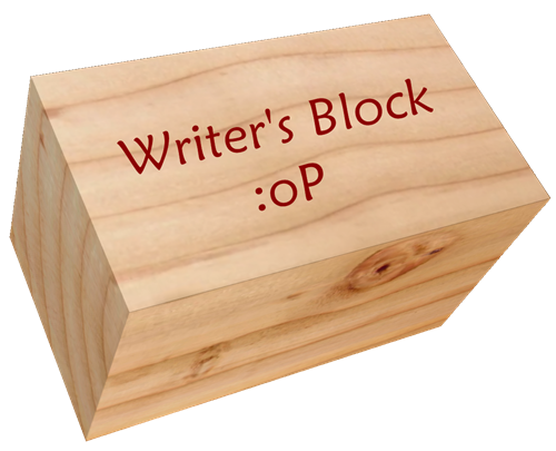 Writer block  smaller
