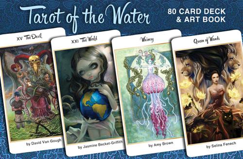 Tarot water 500