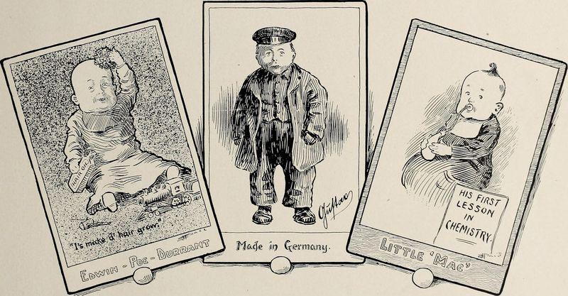 Otterbein-College's-Sibyl-yearbook,-1905-gg