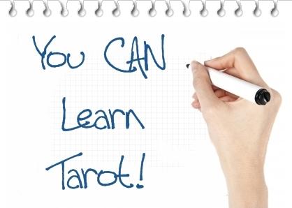 Learn tarot note