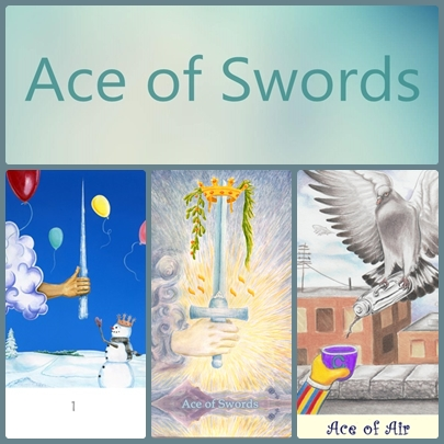 Ace Swords Montage