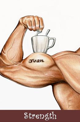 400 CoffeeStrength GE