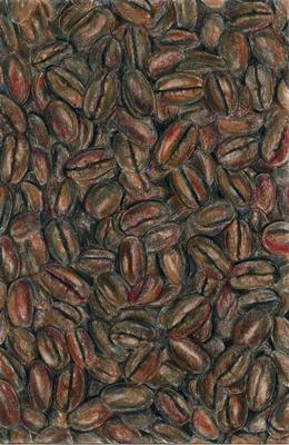 Coffee Tarot Back 400