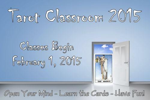 Tarot Classroom New