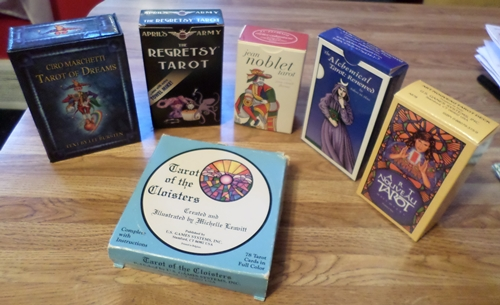 Tarot Decks for Sale - Janet Boyer's Blog