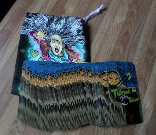Twisted Tarot Tales Deck Bag 500