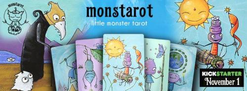 Monstarot kickstarter